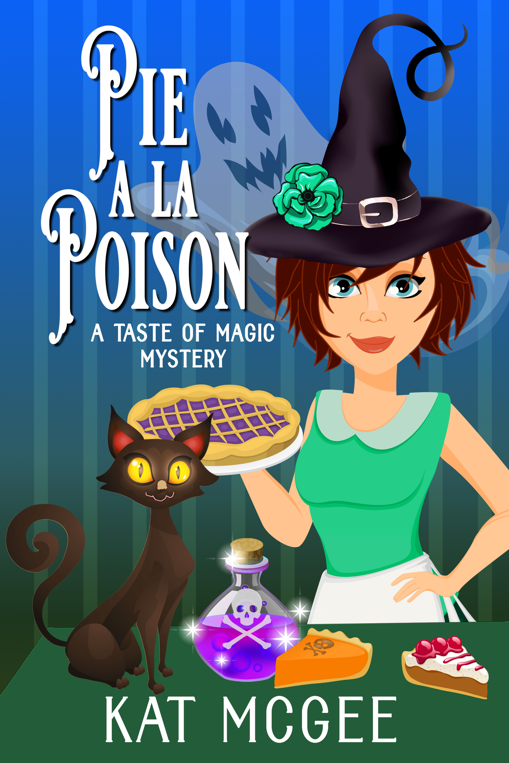 2 - Pie a la Poison Experiment