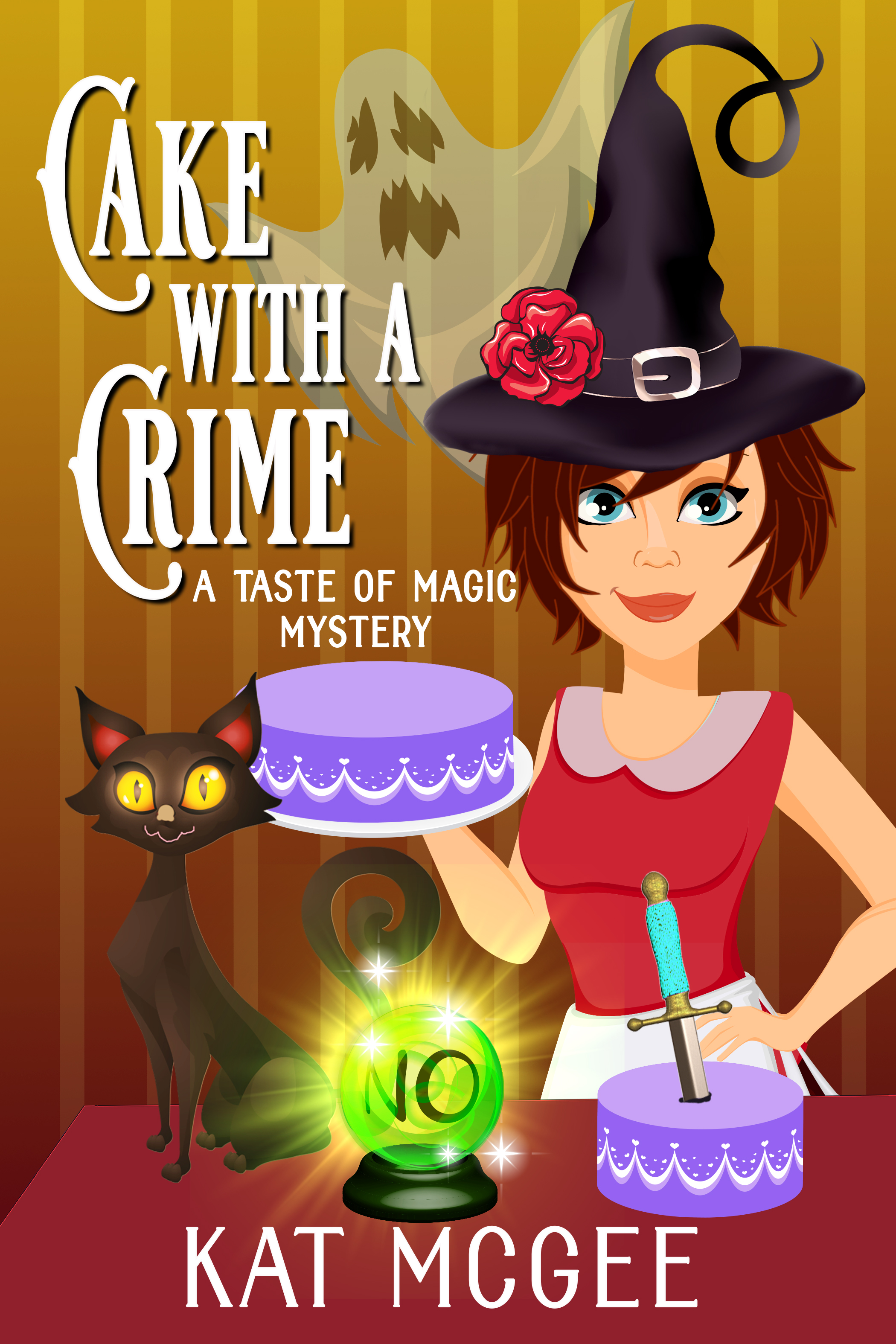 4 - Cake with a Crime Experiment