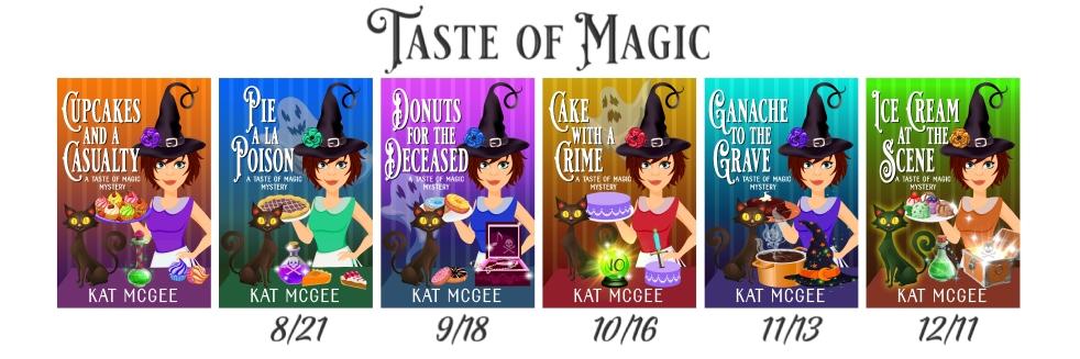 Taste of Magic Banner 8-1-20