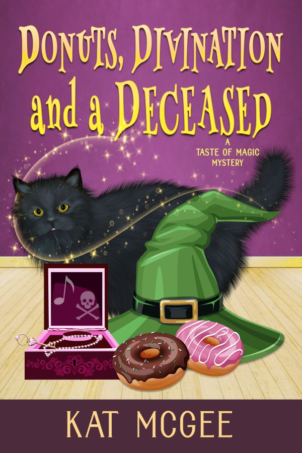 3 - Donuts Divination and a Deceased 1-24-21 WEB