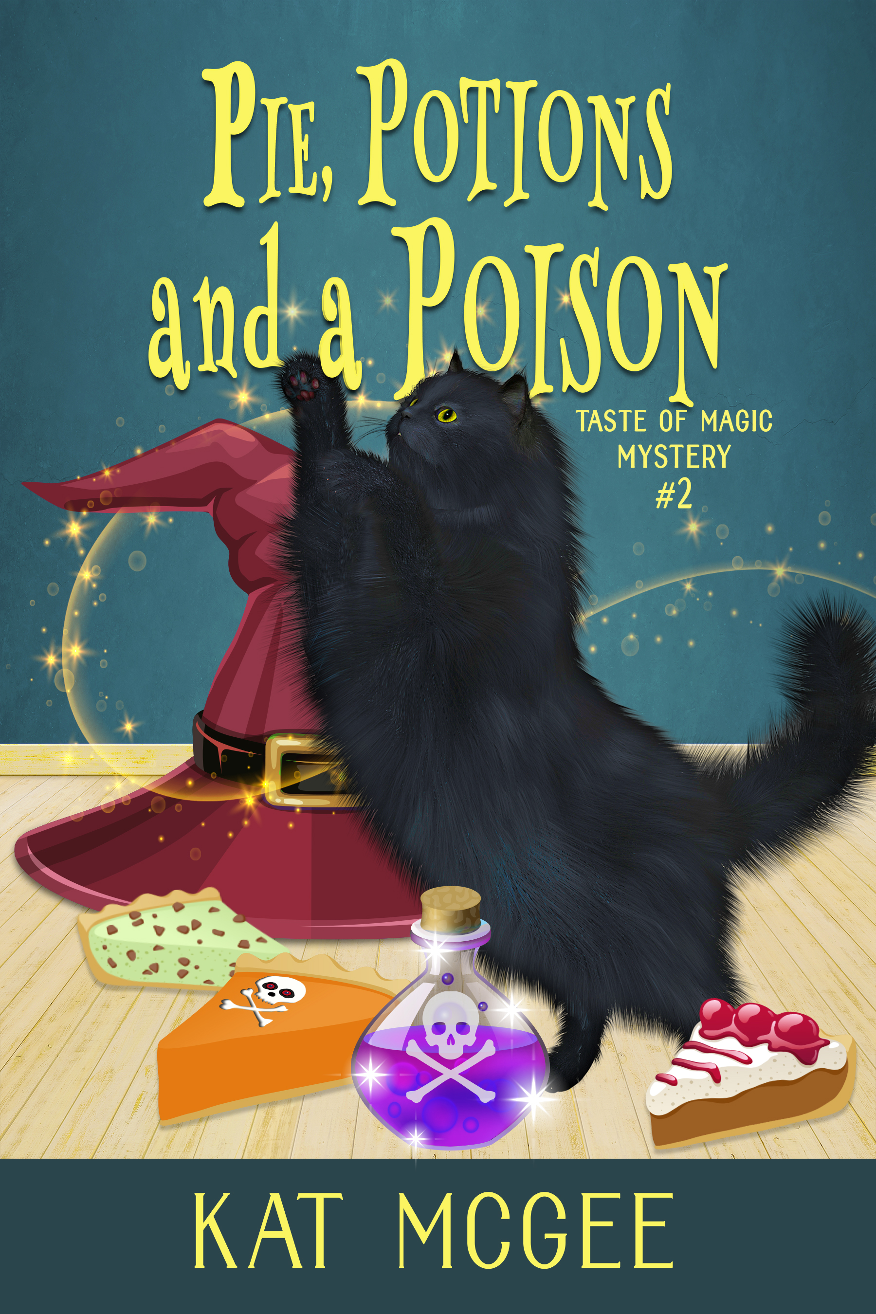 2 - Pie Potions and a Poision 4-17-21